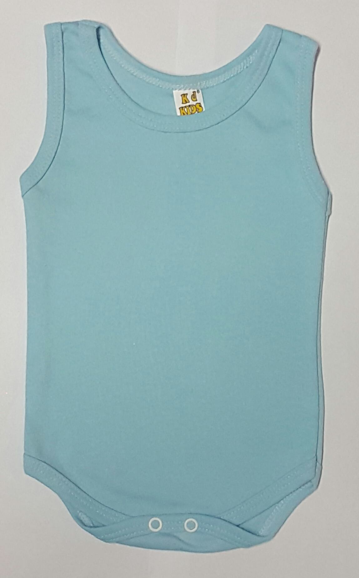 BODY KD KIDS REG AZUL M