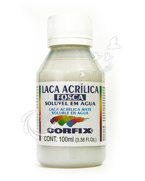 LACA ACRIL.FOSCA 100ML