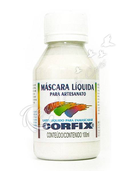 MASCARA LIQUIDA CORFIX 100ML