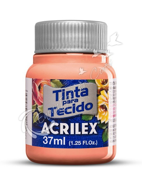 TINTA TECIDO FOSCA PAPAYA 37 ML