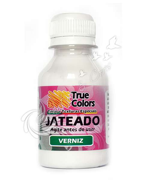 VERNIZ TRUE COLORS JATEADO 100 ML